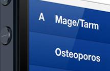Läkemedelslista i mobilen